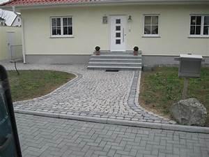 Hauseingang Pflastern Ideen : steinwege haufler baumschule und gartengestaltung ~ Markanthonyermac.com Haus und Dekorationen