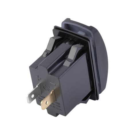 Boat Charger Plug by 12 24v 3 1a Car Auto Truck Boat Dual Usb Charger Socket