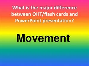 PPT - The Effective Use of PowerPoint Presentation in ...
