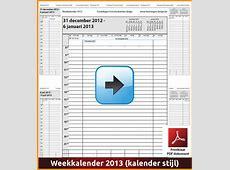 Kalenders 2013 Gratis Downloaden en Printen ? Feestdagen