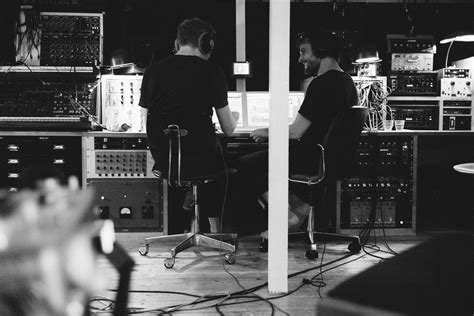 Trance Frendz — An Evening With Ólafur Arnalds And Nils