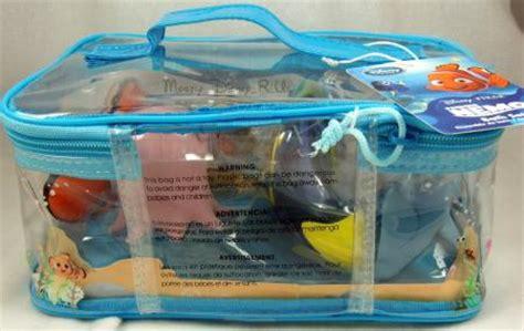 Disney Pixar Finding Nemo Bathroom Set by New Disney Store Finding Nemo 5 Pc Bath Toys Set Bruce