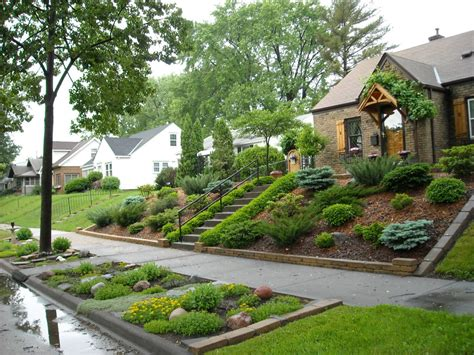The Front Yard : Great Landscaping Ideas For The Front Yard