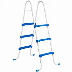 Leiter 3 Stufen : leiter 3 stufen f r intex pool m h he 45 00 ~ Markanthonyermac.com Haus und Dekorationen