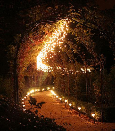 18 diy pathway lights how to make a gnome home snapguide 21 stunningly