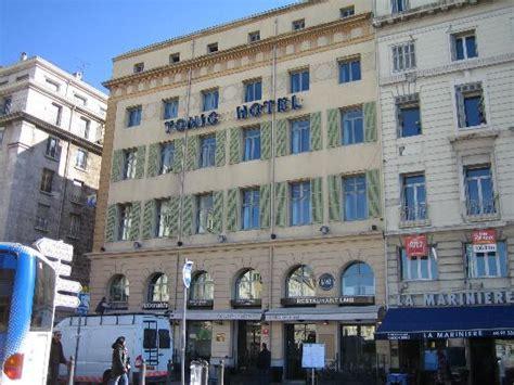 bad picture of grand tonic hotel vieux port marseille tripadvisor