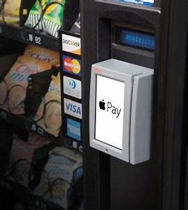 Mobile Payments Are Slow To Catch On In Vending, But Use ...