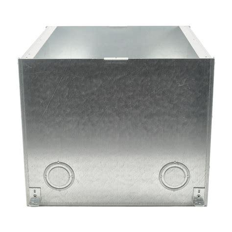 fsr fl 600p 10 b ul cul concrete floor box 10 quot conference room av