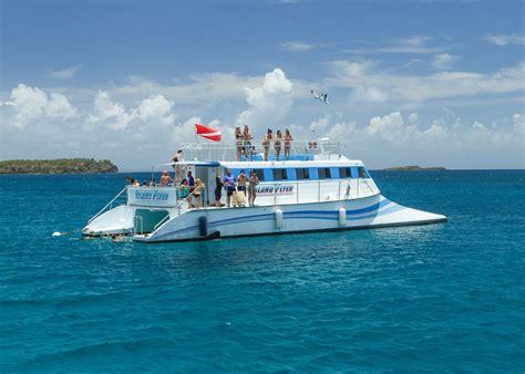 Catamaran Excursions San Juan Puerto Rico by Culebra Island Charters Puerto Rico East Island Excursions