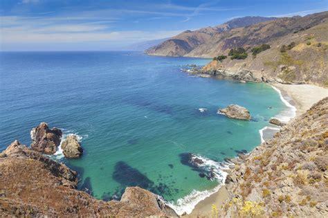 Gamboa Point Beach, Big Sur, Ca  California Beaches