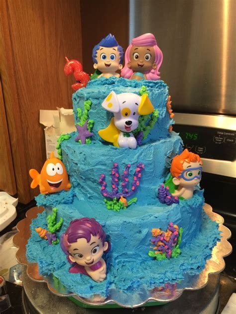 25 best ideas about guppies cake toppers on guppies birthday