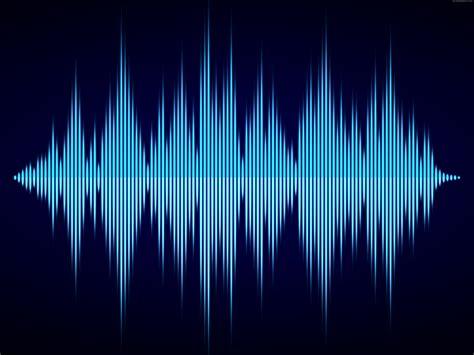 Blue music equalizer PSDGraphics