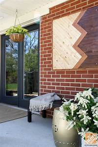 perfect patio wall decor ideas 10 DIY Wall Art Projects For The Outdoors