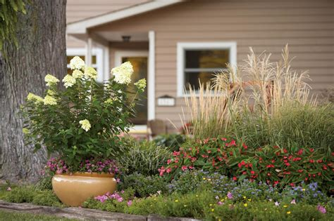 Front Yard Flower Bed Ideas For Beginners