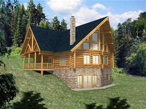 Awesome Log Home House Plans #4 Log Home Plans With Backyard Bonfire Bar And Grill Ideas Bbq Designs Amazing Lowes Peach Tree Small Waterfalls Ponds Recording Studio