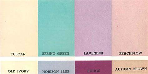 Most Popular Bathroom Colors 2016 by Vintage Blue Bathroom Colors From Seven Manufacturers From