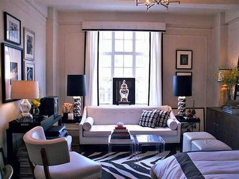 Studio Apartment Furniture  Home Interior Design