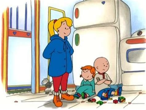 caillou s caillou wiki fandom powered by wikia