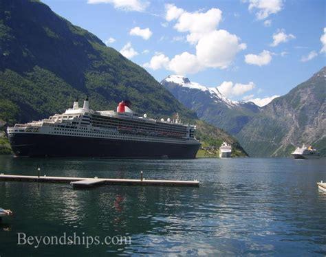 Fjord Queen Tromso by Norwegian Fjords Cruise Photo Tour Geiranger