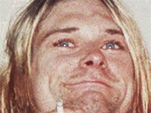 Kurt Cobain: Footage of Rocker Holding Infant Daughter ...