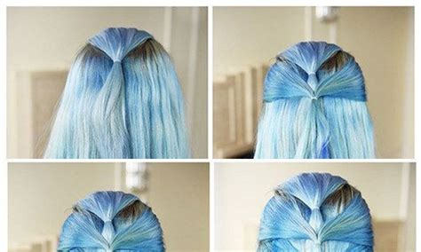 The Mermaid Braid Combo Short Curly Hair Weave Hairstyles Length For Thick Straight Beautiful School With Fringe Easy To Do Pinterest Cool Medium Long Or Oblong Face Shapes Messy