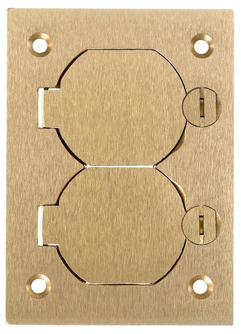 hubbell floor box covers brass floor matttroy