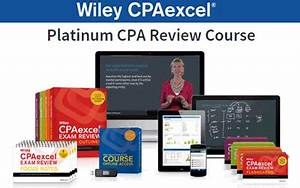 [REVIEW!] Wiley CPAexcel 2017 | Discount | $344 OFF
