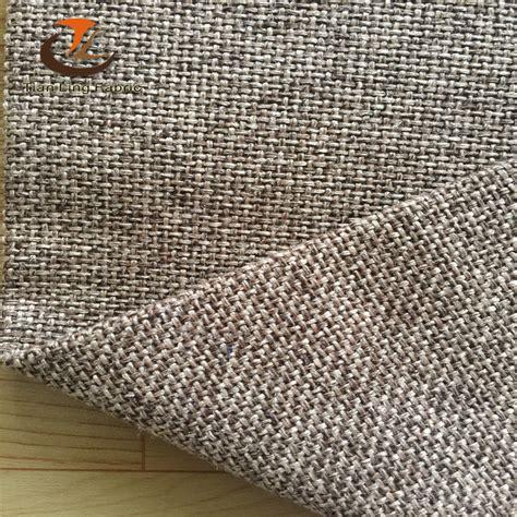 pas cher canap 233 jute tissu d ameublement tissu pour canap 233 fixe tissus tiss 233 s id de produit