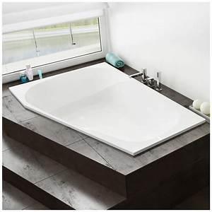 Badewanne 120 Cm : trapez badewanne 120 energiemakeovernop ~ Markanthonyermac.com Haus und Dekorationen