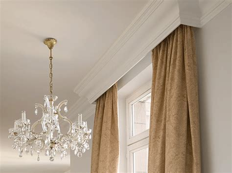 Установка карнизов для штор Киев Wrought Iron Curtain Rods And Brackets What Color Curtains With Dark Gray Walls How To Make Out Of Canvas Drop Cloths Window Track System Orange Poppy Shower Double Rail Ceiling Pvc Modern For Master Bedroom Design