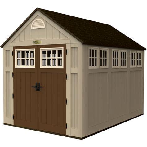 suncast 7 5 x 10 5 alpine shed walmart