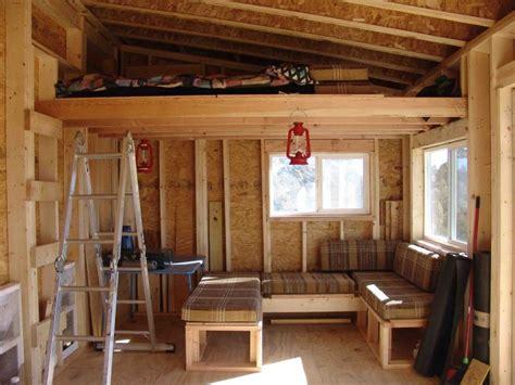 free small shed loft mak