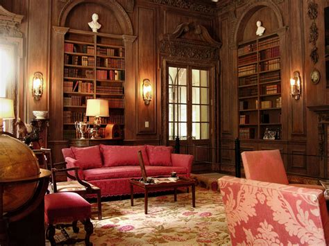 Event Spaces That Look Like A Classic Home Library? Need