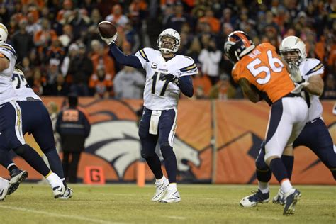 Thursday Night Football, Broncos Vs. Chargers