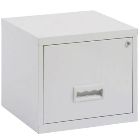 a4 filing cabinet 1 drawer grey staples 174