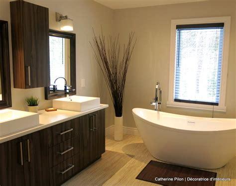 salle de bain contemporaine zen