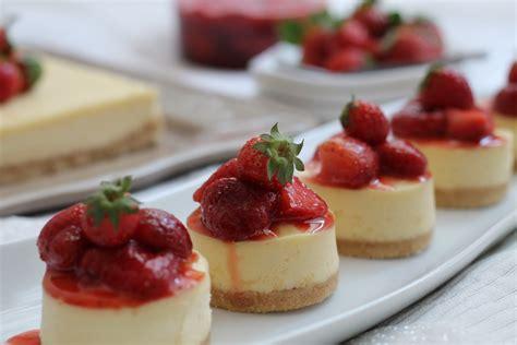 strawberry cheese cake my bare cupboard strawberry cheesecake