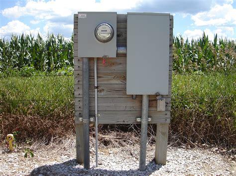 Underground Pedestal  Fulton County Remc