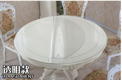 waterproof pvc soft glass table cloth tablecloth transparent dining table cloth