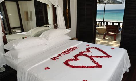 Bedroom Decorative, Romantic Decorations For Hotel Rooms