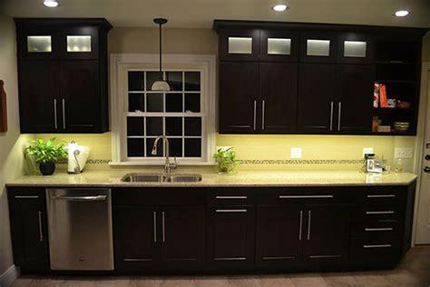 Kitchen Cabinet Lighting Using Led Strip Lights