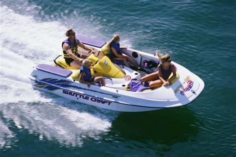 Seadoo Boat Combo by Pwc Boat Attachment Adventure Rider