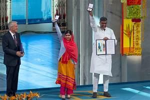 Malala Yousafzai Photos - Nobel Peace Prize Award Ceremony ...