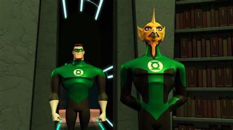 green lantern the animated series episode 26 matter anime