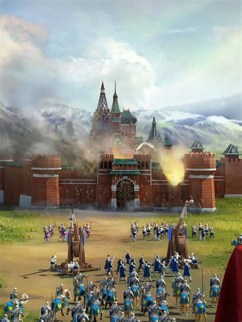 Gameloft  March Of Empires