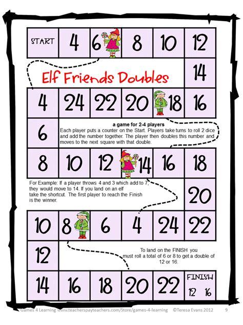 Fun Christmas Activities For Grade 2  Christmas Worksheets Have Fun Teachingmath Activity