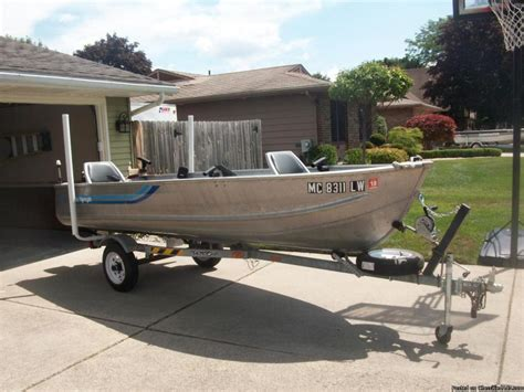Aluminium Boat Sea Nymph by 14ft Sea Nymph Boats For Sale