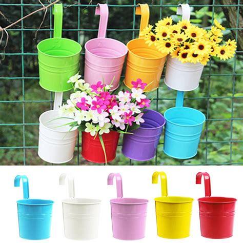 popular metal flower pot buy cheap metal flower pot lots from china metal flower pot suppliers