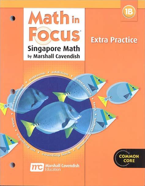 Math In Focus Grade 1 Extra Practice B (048019) Details  Rainbow Resource Center, Inc
