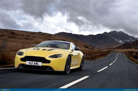 Ausmotive.com » Aston Martin V12 Vantage S Revealed